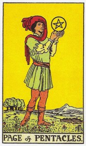 rider_page pentacles