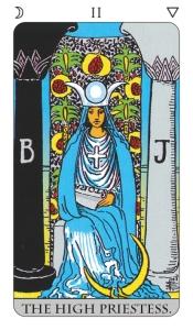 02 II. The High Priestess