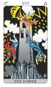 16 XVI. The Tower